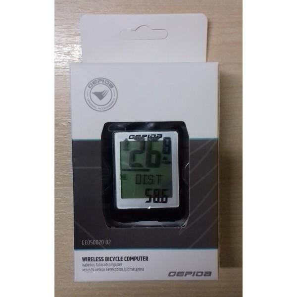 Kilóméteróra Gepida Pro vezeték nélküli