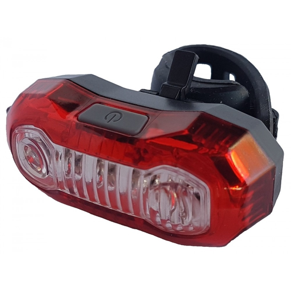 Lámpa hátsó Velotech Pro 100