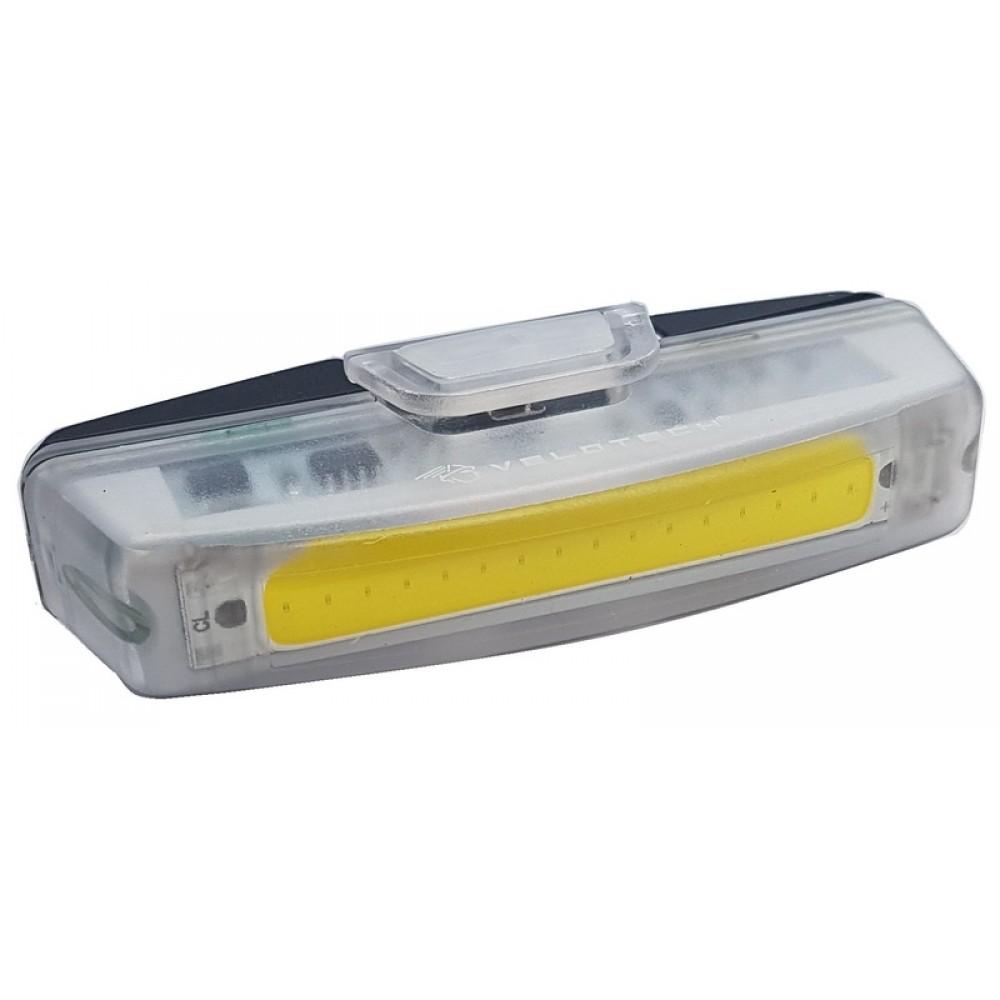 Lámpa első Velotech Pro 16 led