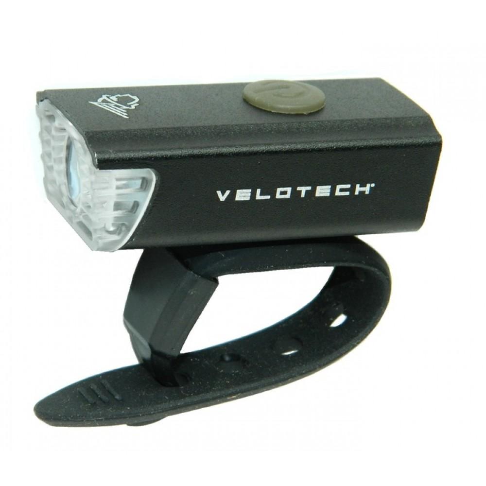 Lámpa első Velotech Mini 45
