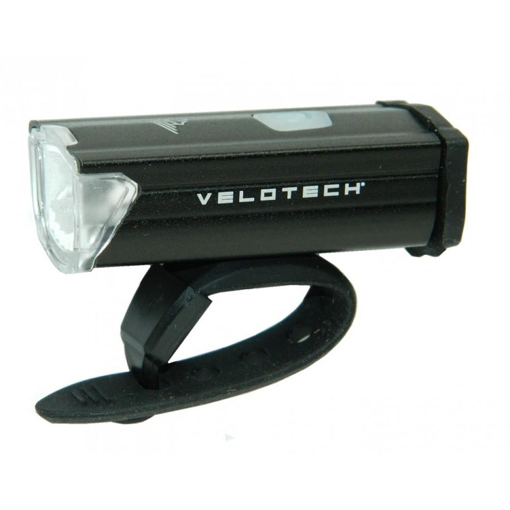 Lámpa első Velotech Midi 100