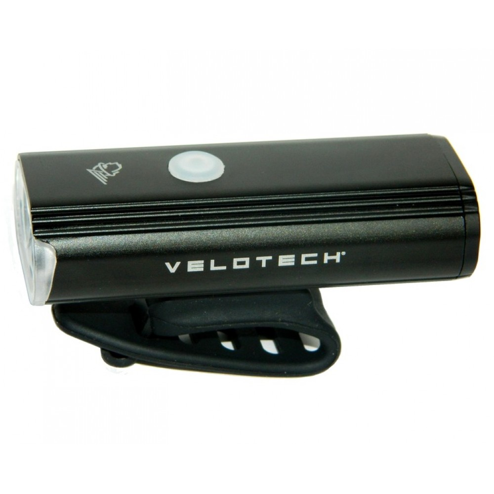 Lámpa első Velotech Ultra 750