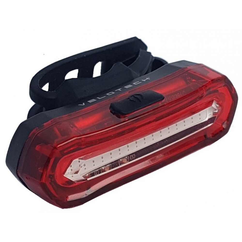 Lámpa hátsó Velotech 16 led